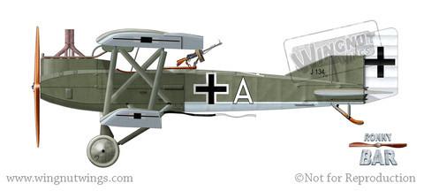 Wingnut Wings 1/32 Junkers J.1 Model Kit image