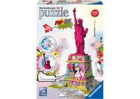 Ravensburger Statue Of Liberty 3D Puzzle Pop Art