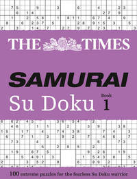 The Times Samurai Su Doku image