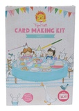 Tiger Tribe: Card Making Kit - Party