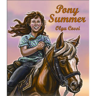 Pony Summer by Olga Cossi