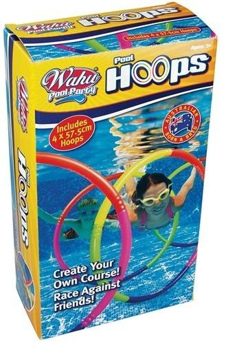 Wahu: Pool Party Pool Hoops