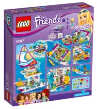 LEGO Friends: Sunshine Catamaran (41317) image