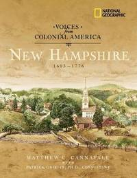 New Hampshire 1603-1776 by Scott Auden image