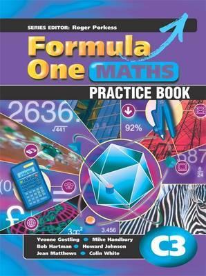 Formula One Maths: Bk.C3 by Michael Handbury image