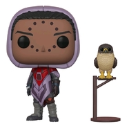 Destiny 2 - Hawthorne with Hawk Pop! Vinyl Figure