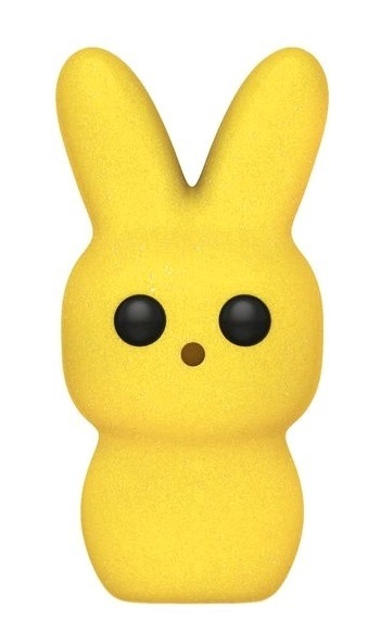 PEEPS: Yellow Bunny - Pop! Vinyl Figure