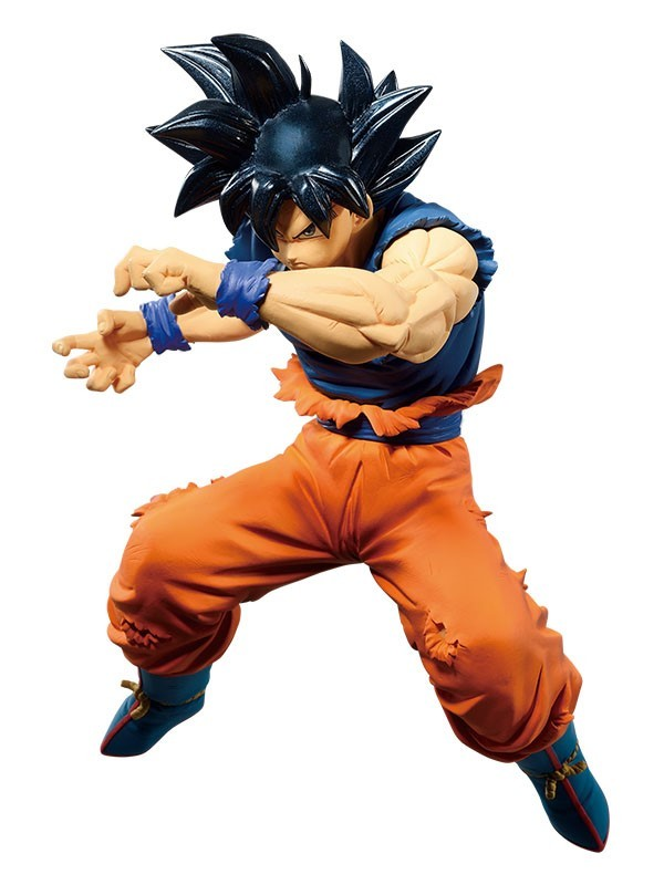 Dragon Ball : Goku (Ultra Instinct Omen) - PVC Figure