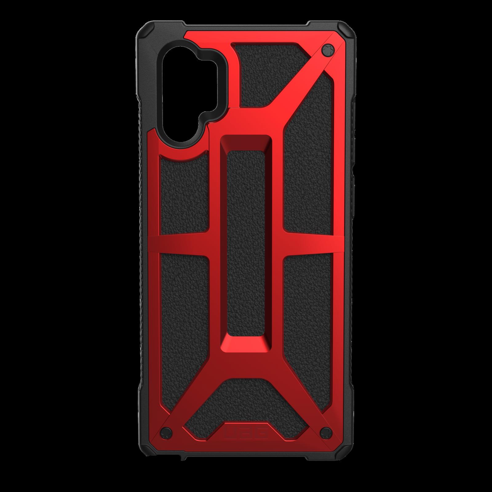 UAG: Samsung Galaxy Note 10 Plus / Note 10+ Monarch Case - Crimson image