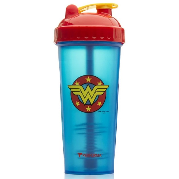 Performa: DC Comics Shaker - Wonder Woman (800ml)