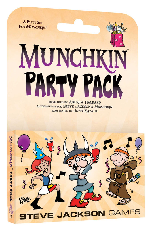 Munchkin: Party Pack - Expansion