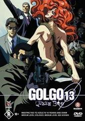 Golgo 13 - Queen Bee on DVD