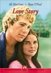 Love Story (Golden Classics) on DVD