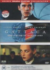 Gattaca on DVD