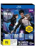 Doctor Who - The Complete Fifth Season on Blu-ray
