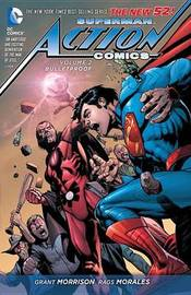 Superman - Action Comics Vol. 2 Bulletproof (The New 52) by Grant Morrison