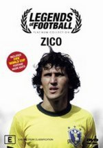 Legends Of Football - Zico on DVD