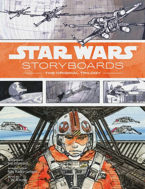 Star Wars Storyboards by Lucasfilm Ltd
