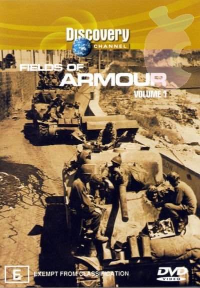 Fields of Armour Vol 1 on DVD image
