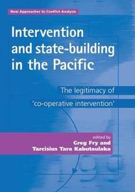 Intervention and State-Building in the Pacific