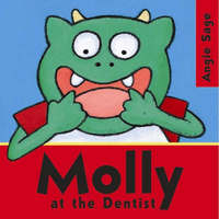 Molly at the Dentist by Angie Sage image