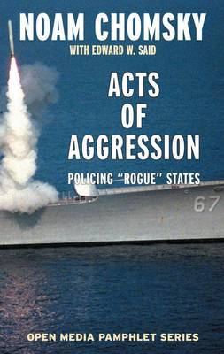 Acts Of Aggression - 2nd Edition by Noam Chomsky image