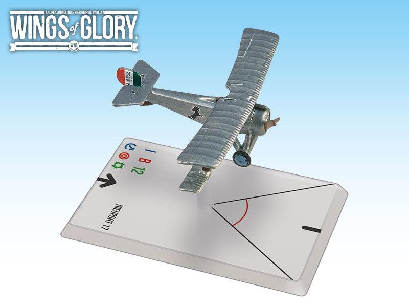 Wings of Glory: WW1 - Nieuport 17 (Baracca) image