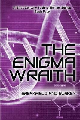 The Enigma Wraith by Charles Breakfield image