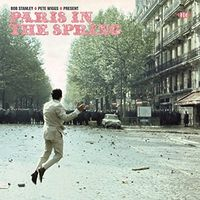 Bob Stanley & Pete Wiggs Present Paris In The Spring (LP) by Various Artists image