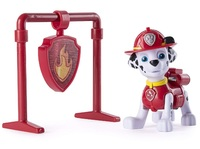 Paw Patrol: Action Pack Pup - Pull-Back Marshall