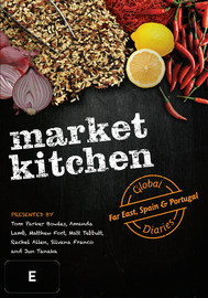 Market Kitchen Global Diaries - Spain & The Far East on DVD