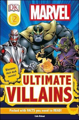Marvel Ultimate Villains by DK image