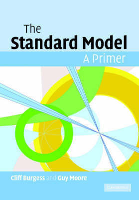 The Standard Model by Cliff Burgess image
