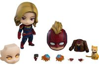 Captain Marvel: Hero's Edition DX Ver - Nendoroid Figure