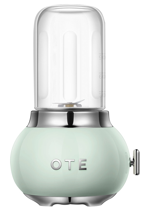 OTE Retro Style Electric Smoothie Blender - Mint Green image