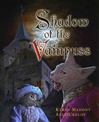 Shadow of the Vampuss by Karen Mahony image