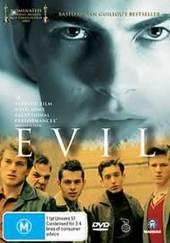 Evil on DVD