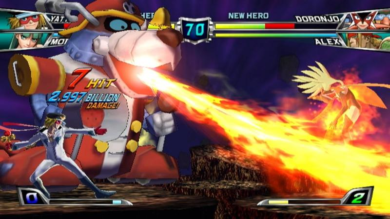 Tatsunoko vs. Capcom: Ultimate All-Stars for Nintendo Wii image