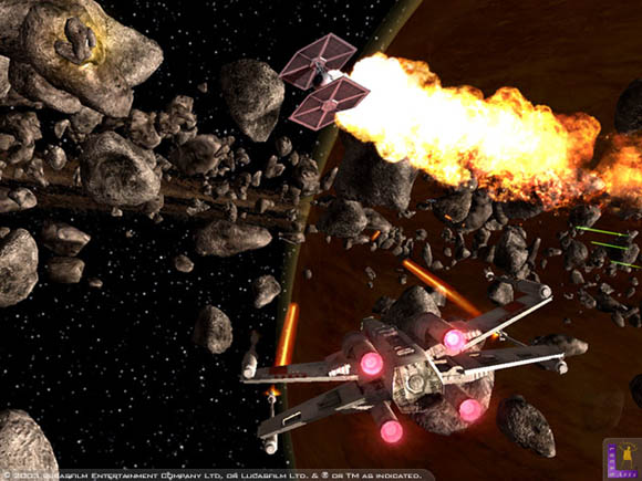 Star Wars Rogue Squadron III: Rebel Strike for GameCube image