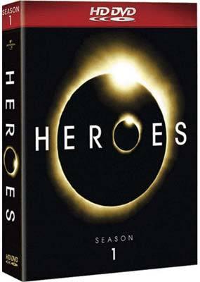 Heroes - Season 1 (Box Set) on HD DVD