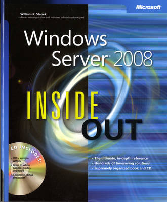 Windows Server 2008 Inside Out by William R Stanek