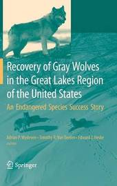Recovery of Gray Wolves in the Great Lakes Region of the United States image
