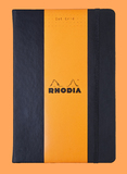 Rhodia Webnotebook A5 Dot Grid (Black)