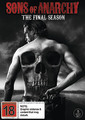 Sons Of Anarchy - Season 7 on DVD
