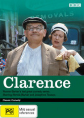 Clarence on DVD