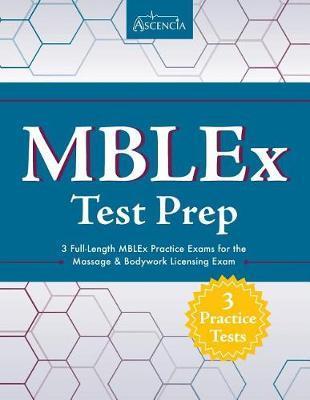 Mblex Test Prep by Mblex Exam Preparation Team