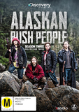 Alaskan Bush People - Season 3 (Collection 3) on DVD