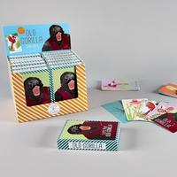 Floss & Rock: Old Gorilla - Card Game