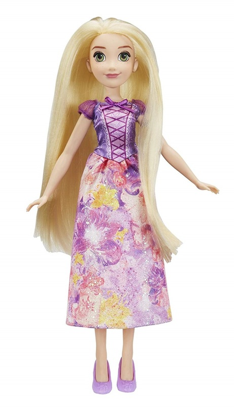 Disney Princess: Royal Shimmer Doll - Rapunzel (Floral)
