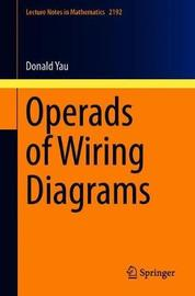 Operads of Wiring Diagrams by Donald Yau